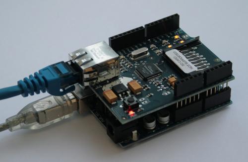 ArduinoWithEthernetShield