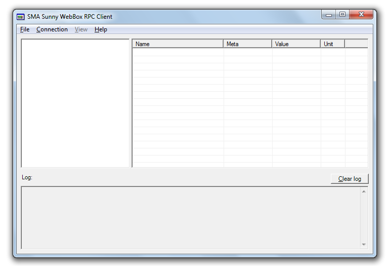 Sma Sunny Webbox Rpc Client Access
