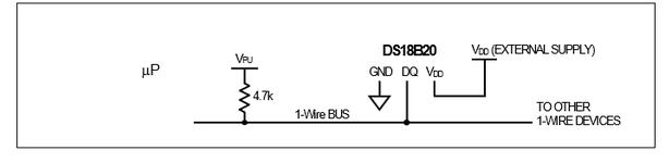 1 wire 4