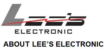 lees electronic logo