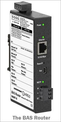 BAS Router