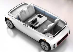 Self-driving car shape 1