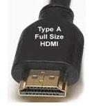 HDMI Male A