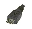 USB Micro Type A 5 Pin