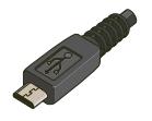 USB Micro Type B 5 Pin