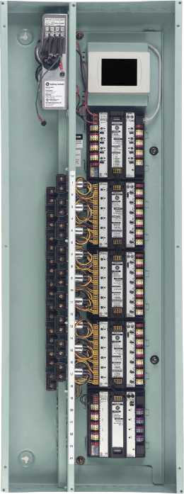 Ge Lighting Controls Support Chipkin Automation Systems