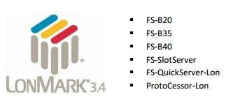 LonWorks to BACnet MS/TP QuickServer Gateway
